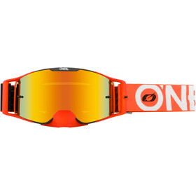 O'Neal B-30 Goggles bold-black/orange-radium red